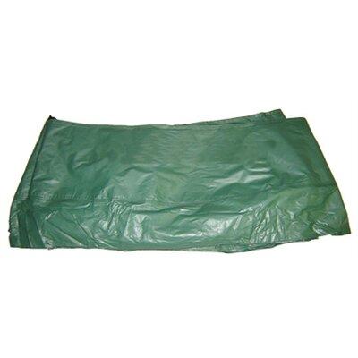 15' Combo Trampoline Pad Color: Green PAD15JP4-10G