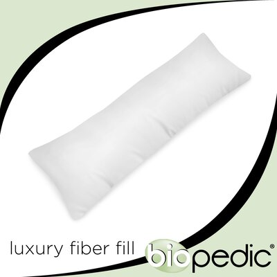 Coolmax Polyfill Body Pillow