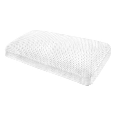 Extreme Luxury Memory Foam Pillow Size: King