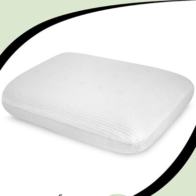 On the Go Memory Foam Standard Pillow