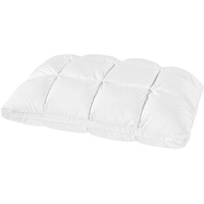 Baffled Dual Layer Down Alternative Standard Pillow