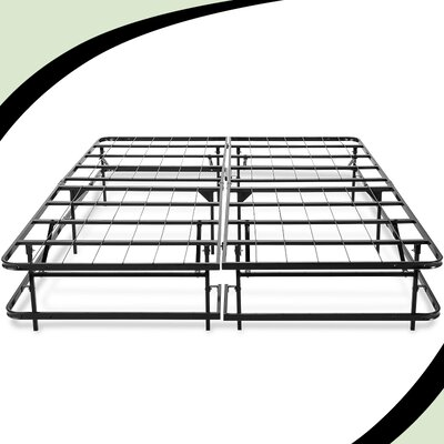 1 Base Foundation Bed Frame Size: Twin XL