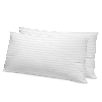 Tencel Bed Down Alternative Pillow Size: King