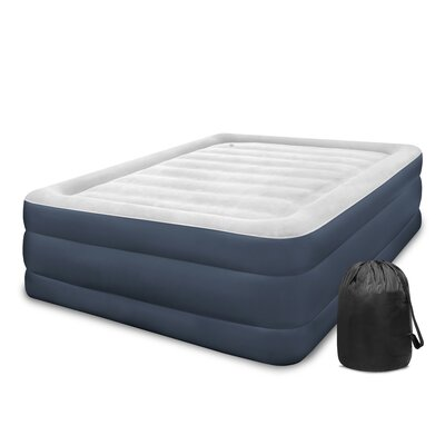 Memory Foam 24 Air Mattress Size: Twin