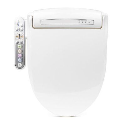 Prestige Advanced Round Toilet Seat Bidet
