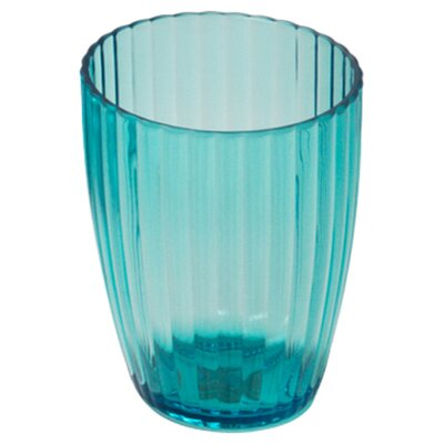 Beasley Ribbed Tumbler Tumbler Color: Cerulean Blue ADML8056 39882672
