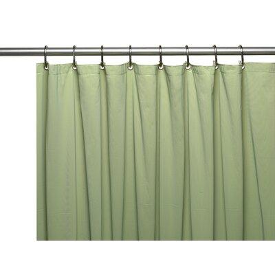 Carnation Home Fashions Premium Vinyl Shower Curtain Liner - Color: Sage (Set of 3) at Sears.com