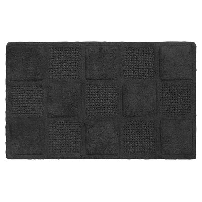 Carnation Home Fashions Acker 100% Cotton Bath Mat