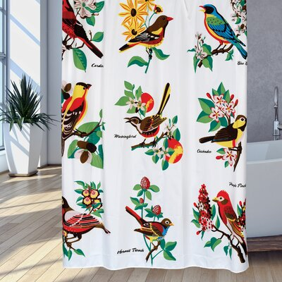 Audubon Shower Curtain