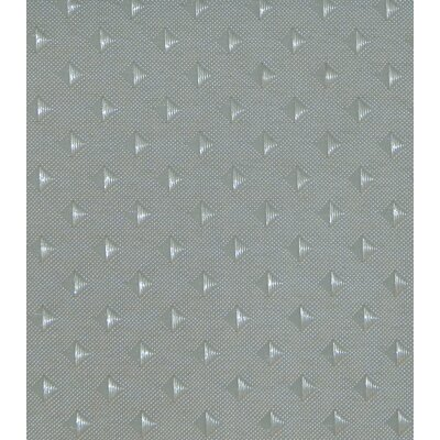 Carnation Home Fashions Lauren Dobby Polyester Fabric Shower Curtain - Color: Sage at Sears.com