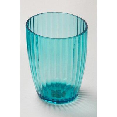 Acrylic Ribbed Tumbler Tumbler Color: Cerulean Blue BA-ARC/TU/80