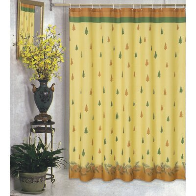 Winters Break Holiday Shower Curtain
