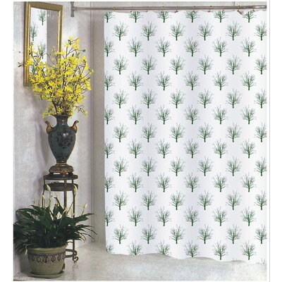 Faith Shower Curtain Size: Extra Wide