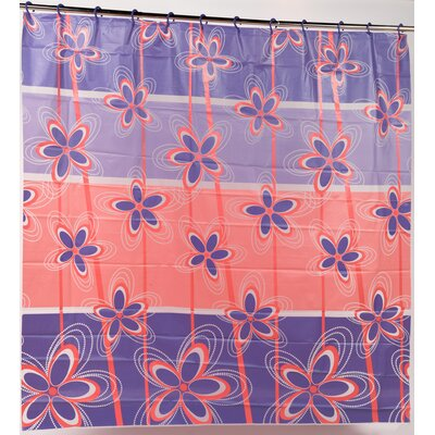 PEVA Posy Shower Curtain