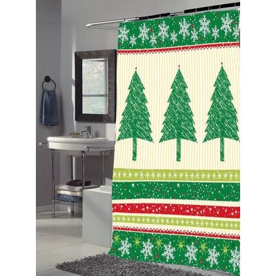 Tannembaum Shower Curtain