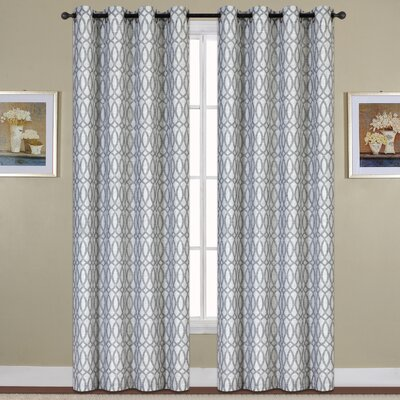 Oakland Single Curtain Panel