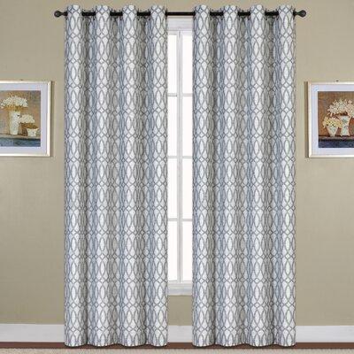 Oakland Single Curtain Panel