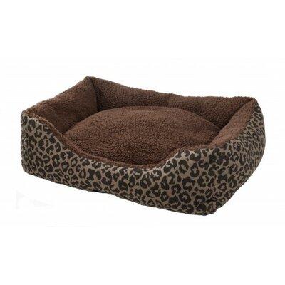Cuddler Bolster Dog Bed Size: 26 L x 20 W
