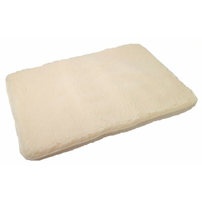Brute Dog Pillow Size: Medium (35 L x 23 W)