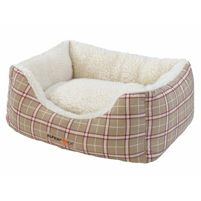 Cuddler Bolster Dog Bed Size: Small (19