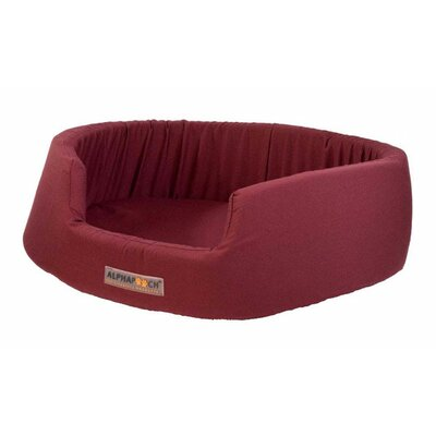 Dreamer Bolster Dog Bed Size: Small (22