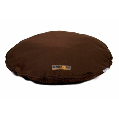 Drifter Dog Pillow Size: Large (42 L x 42 W)