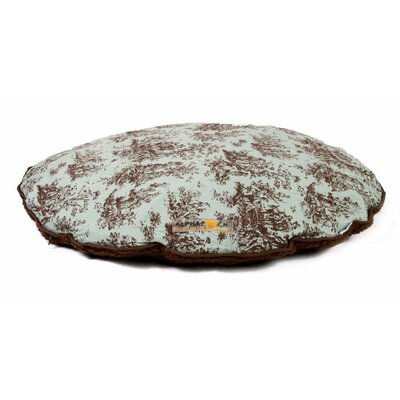 Drifter Dog Pillow Size: Small (26 L x 26 W)