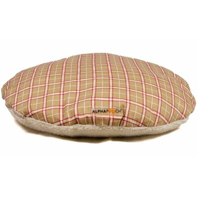 Drifter Dog Pillow Size: Large (42 L x 42 W)