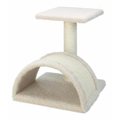 AlphaPurr 18 Purrgola Ledge Sisal Cat Perch