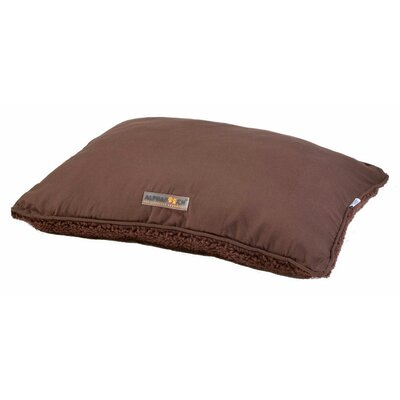 Softie Dog Pillow Size: Large (40 L x 30 W)