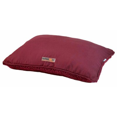 Softie Dog Pillow Size: Medium (35 L x 23 W)