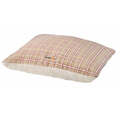 Softie Dog Pillow Size: Medium (35