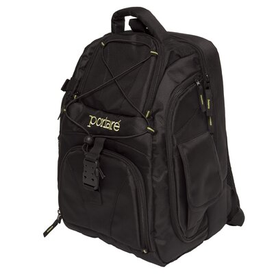 Camera/Laptop/Ipod Backpack Color: Green