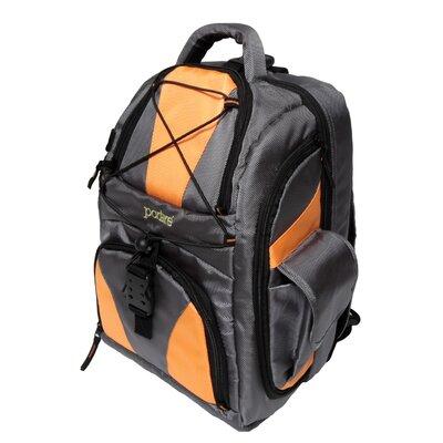 Camera/Laptop/Ipod Backpack Color: Orange