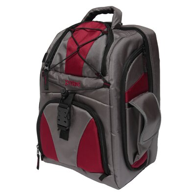 Camera/Laptop/Ipod Backpack Color: Maroon