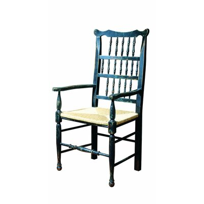 Dover Dining Chair Color: Connoisseur - Muslin, Accents: Gold