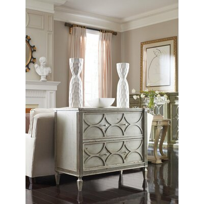 Crownpoint 2 Drawer Accent Chest 01-1745-30-234-G