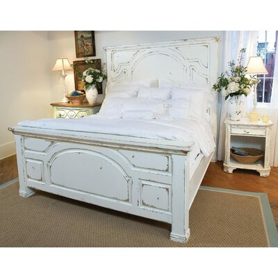 Bradford Cottage Panel Bed