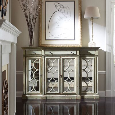 American Treasures Bahama Sideboard Finish: Charleston Gray