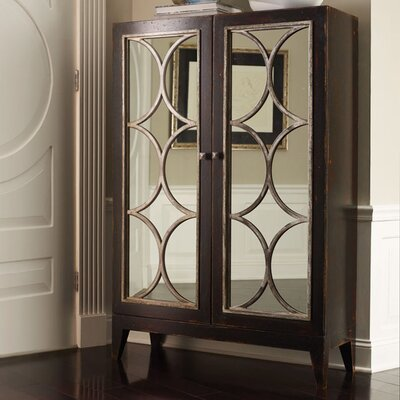 American Treasures Cosmopolitan Display Stand Color: Classic Studio - GrayStone / Champagne