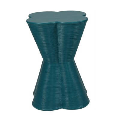 Italia End Table Color: Pacific Blue