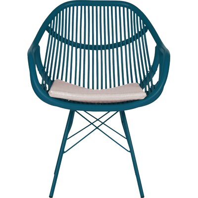 Stockholm Dining Chair Finish: Pacific Blue
