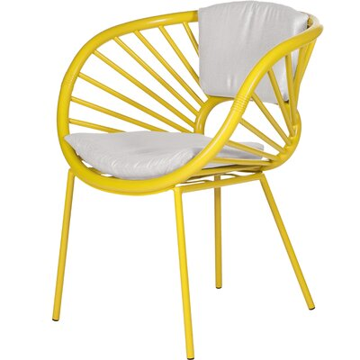 Aura Armchair Finish: Sunflower Yellow