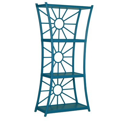 Beautiful Etagere Bookcase Product Photo