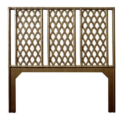 Casablanca Queen Open-Frame Headboard Color: Coffee Brown