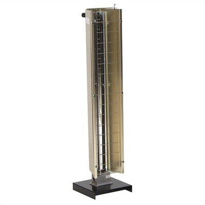 15,359 BTU Portable Electric Infrared Tower Heater