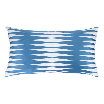 Sis Boom Embroidered Lumbar Pillow
