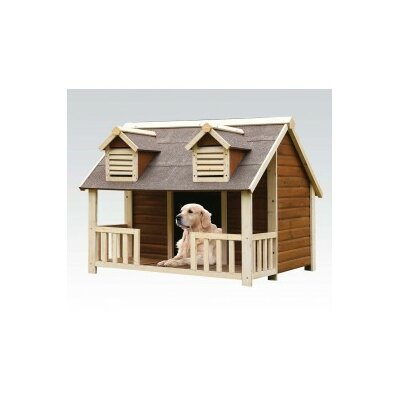Rufus Dog House
