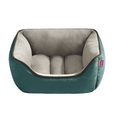 Beds For Dogs Get Cheap Halo Reversible Rectangular Faux