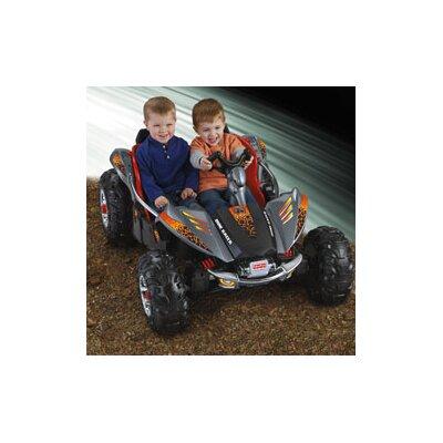 Fisher-Price Power Wheels® Boy 12V Dune Racer